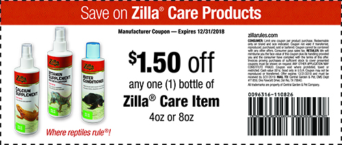 Zilla coupon - Save on Zilla Care Products