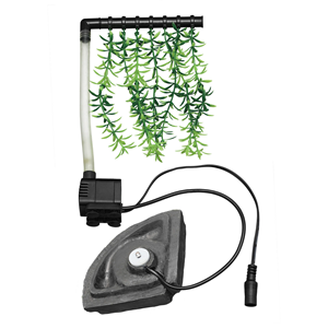 Zilla Spring Cave Plant LED