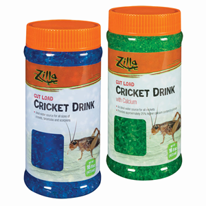 Gut Load Cricket Drink for Water source