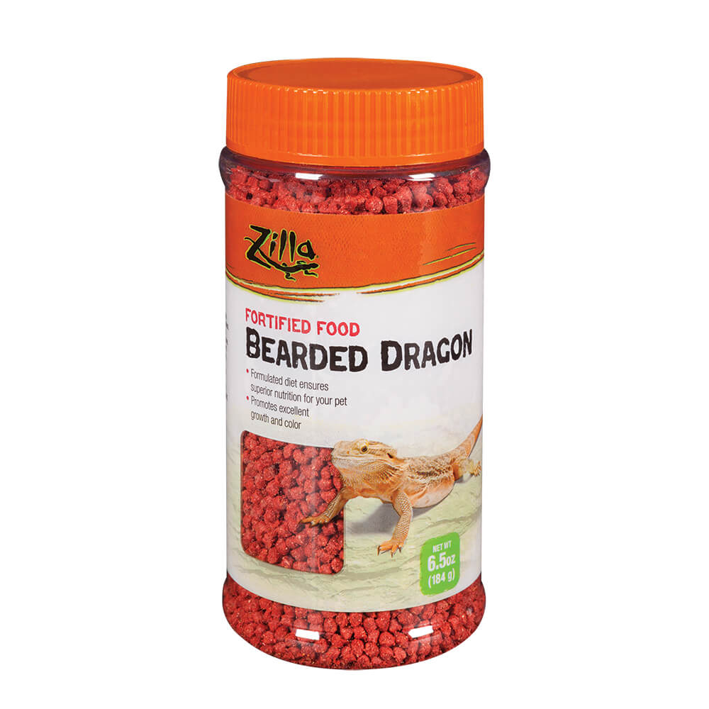 bearded dragon extruded food pellets reptile food zilla