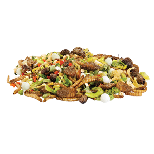 Zilla Vegetable and Fruit Mix Small Animal Munchies