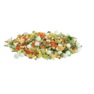 Zilla Vegetable Mix Reptile Munchies