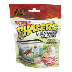Zilla Turtle Chasers Floating Treats