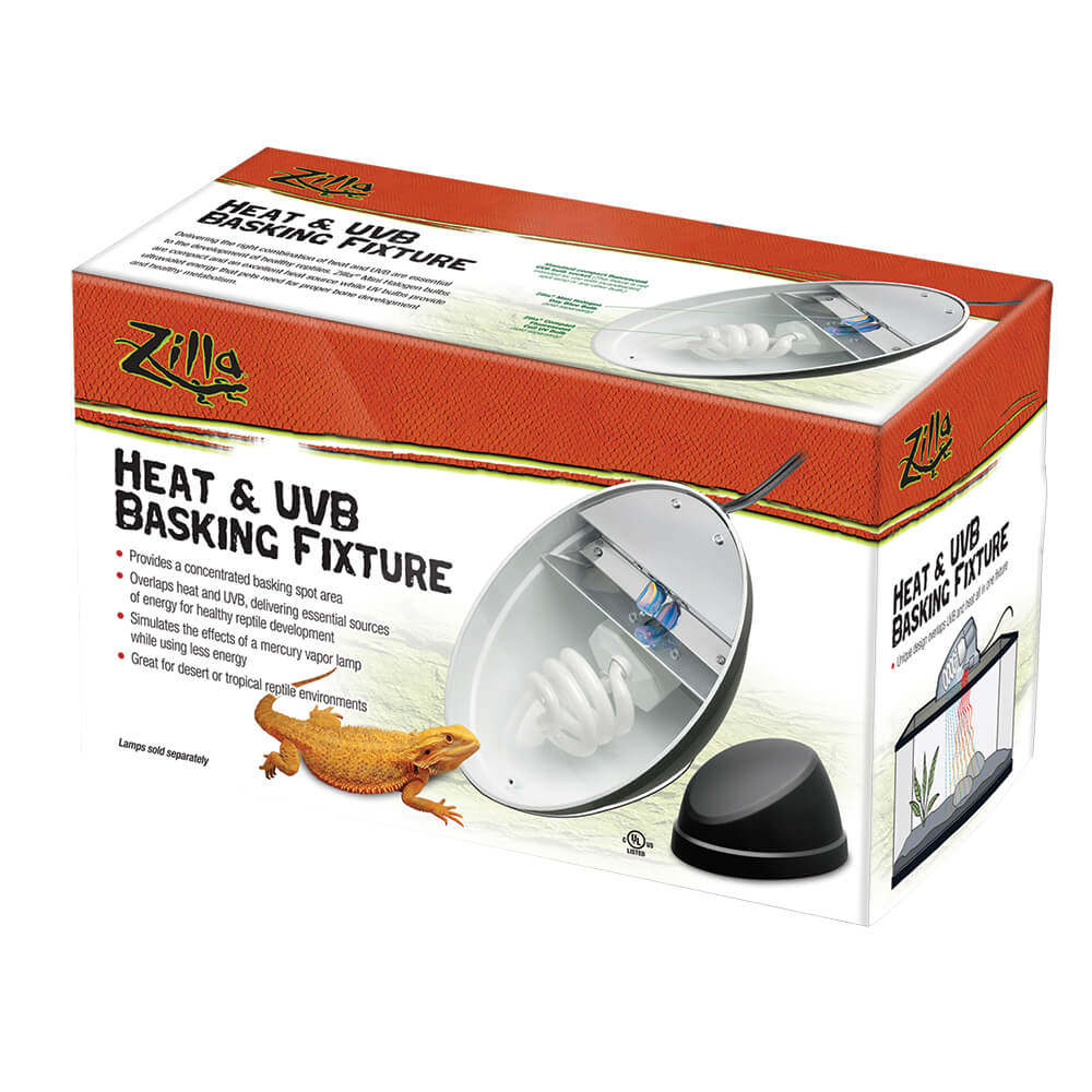 Heat Amp Uvb Backing Fixture Lighting Amp Heating Zilla