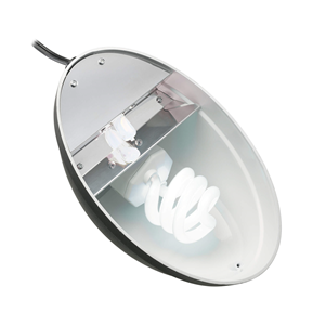 Zilla Heat & UVB Basking Fixture with bulb