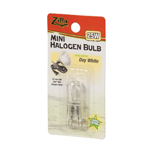 Zilla Mini Halogen Day White Bulb 25W