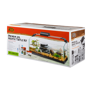 Zilla Premium 20L Aquatic Turtle Kit