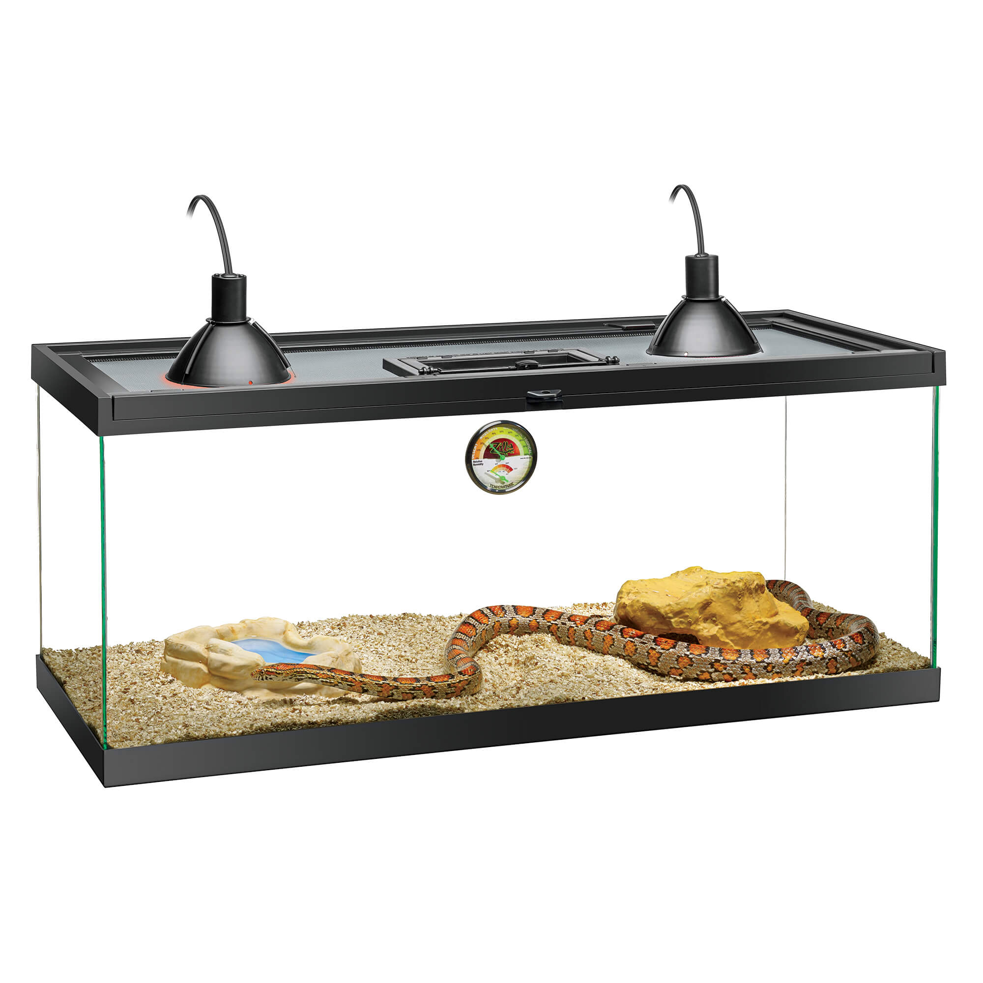 Deluxe 20L Snake Kit Assembled with Snake