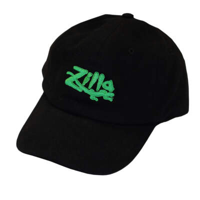 Embroidered Bill Cap