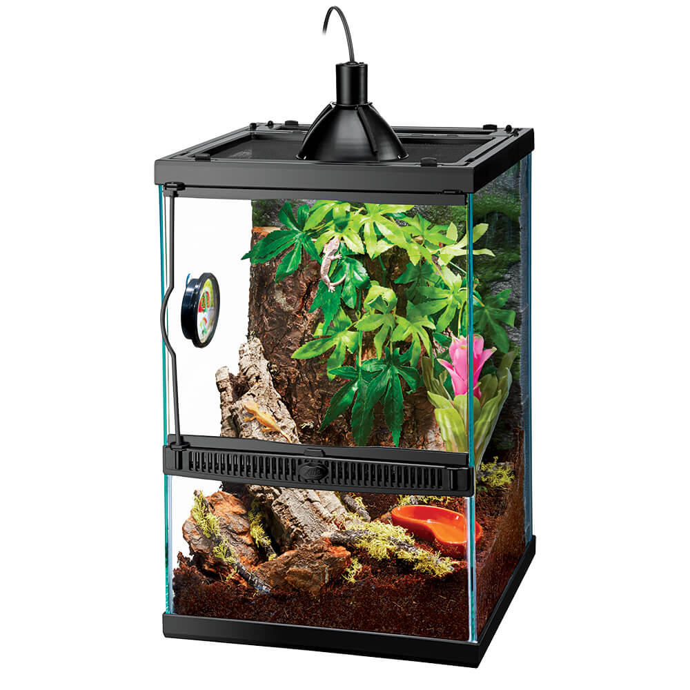 Tropical Vertical Kit with Habitat Elements Inside